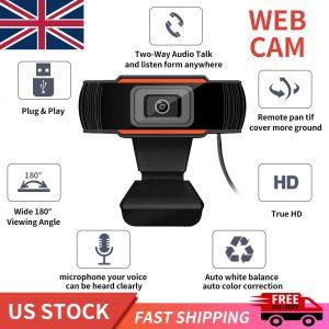 1080p Hd Webcam With Microphone Usb Web Camera For Pc Laptop Desktop Computer (24)