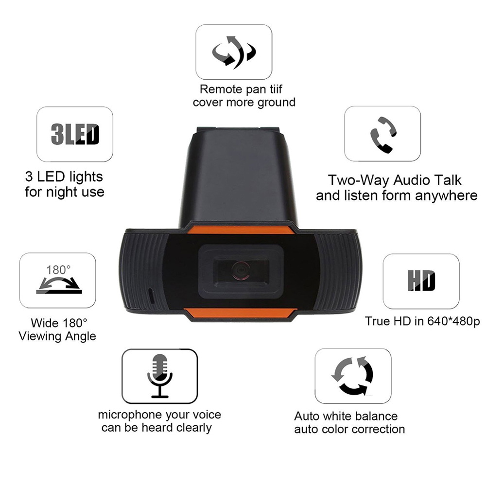 1080p Hd Webcam With Microphone Usb Web Camera For Pc Laptop Desktop Computer (28)