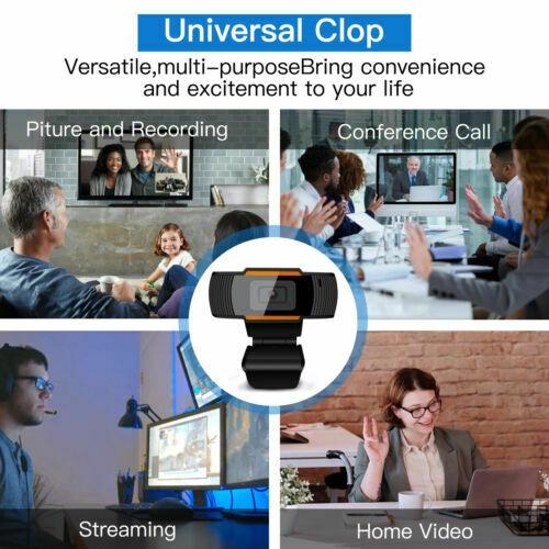1080p Hd Webcam With Microphone Usb Web Camera For Pc Laptop Desktop Computer (35)