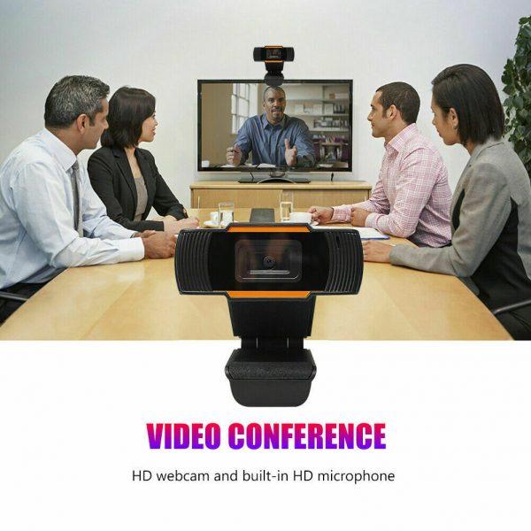 1080p Hd Webcam With Microphone Usb Web Camera For Pc Laptop Desktop Computer (58)