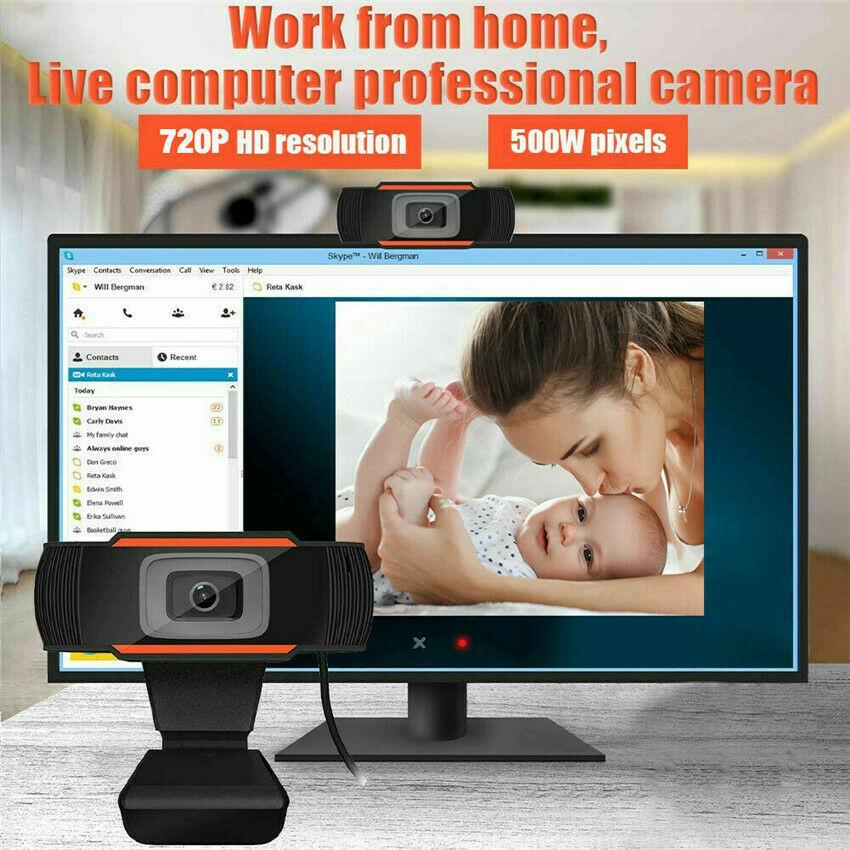 1080p Hd Webcam With Microphone Usb Web Camera For Pc Laptop Desktop Computer (62)