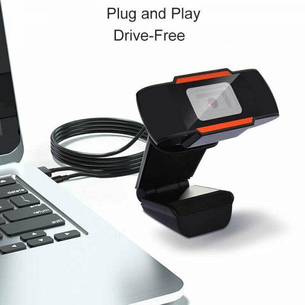 1080p Hd Webcam With Microphone Usb Web Camera For Pc Laptop Desktop Computer (70)