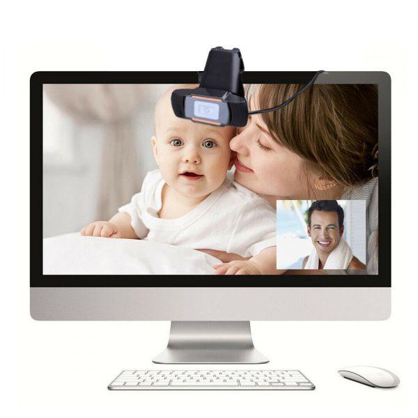 1080p Hd Webcam With Microphone Usb Web Camera For Pc Laptop Desktop Computer (83)