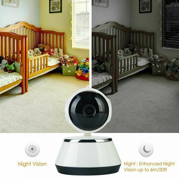 1080p Hd Wireless Wi Fi Smart Home Ip Cctv Camera Indoor Security Night Vision (7)