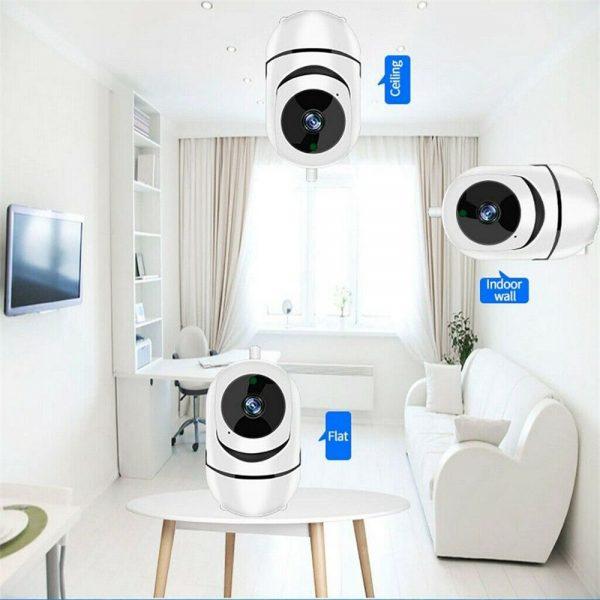1080p Wireless Cctv Ip Camera Cloud Wifi Camera Auto Tracking Home Security (16)