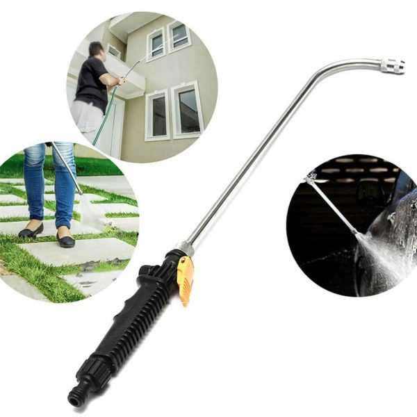 2 In 1 High Pressure Power Car Water Washer Wand Detachable Nozzle Spray Gun (15)