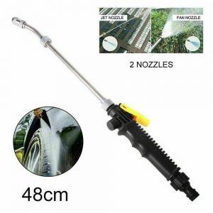 2 In 1 High Pressure Power Car Water Washer Wand Detachable Nozzle Spray Gun (5)