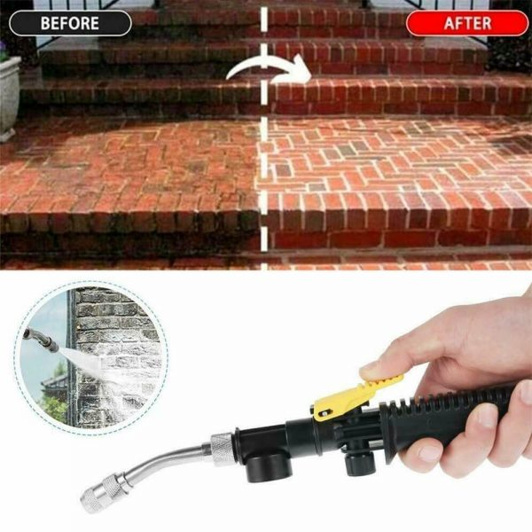 2 In 1 High Pressure Power Car Water Washer Wand Detachable Nozzle Spray Gun (7)