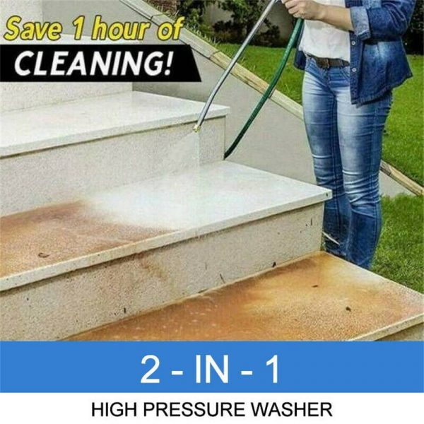 2 In 1 High Pressure Power Car Water Washer Wand Detachable Nozzle Spray Gun (8)