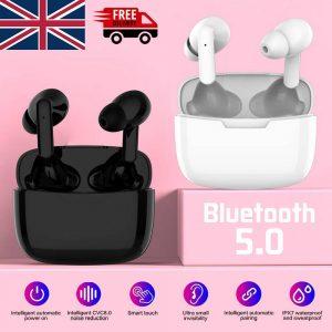 2021 Bluetooth 5.0 Headset Tws Wireless Earphones Mini Earbuds Stereo Headphones (7)