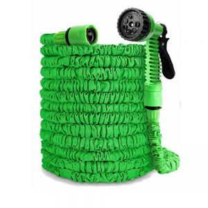 25 200ft Garden Hose Magic Pipe Expandable Compact Flexible Stretch Water Spray (3)