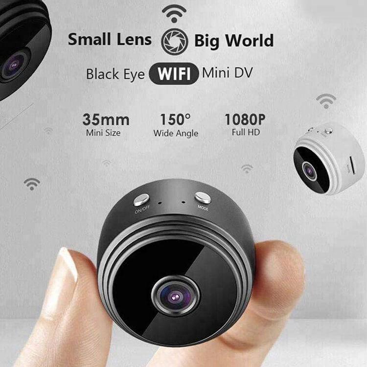 A9 Webcam Night Version Wireless Security Camera Mini Wifi Smart Camera (1)