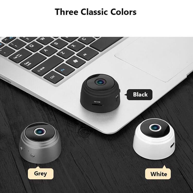 A9 Webcam Night Version Wireless Security Camera Mini Wifi Smart Camera (2)