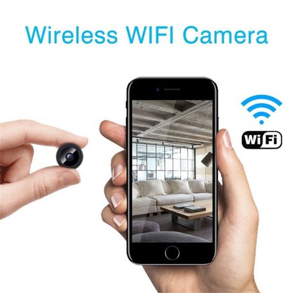 A9 Webcam Night Version Wireless Security Camera Mini Wifi Smart Camera (6)