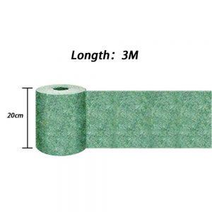 Biodegradable Grass Seed Mats Carpet Garden Backyard Lawn Pad Blanket (10)