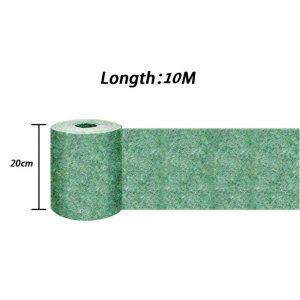 Biodegradable Grass Seed Mats Carpet Garden Backyard Lawn Pad Blanket (11)