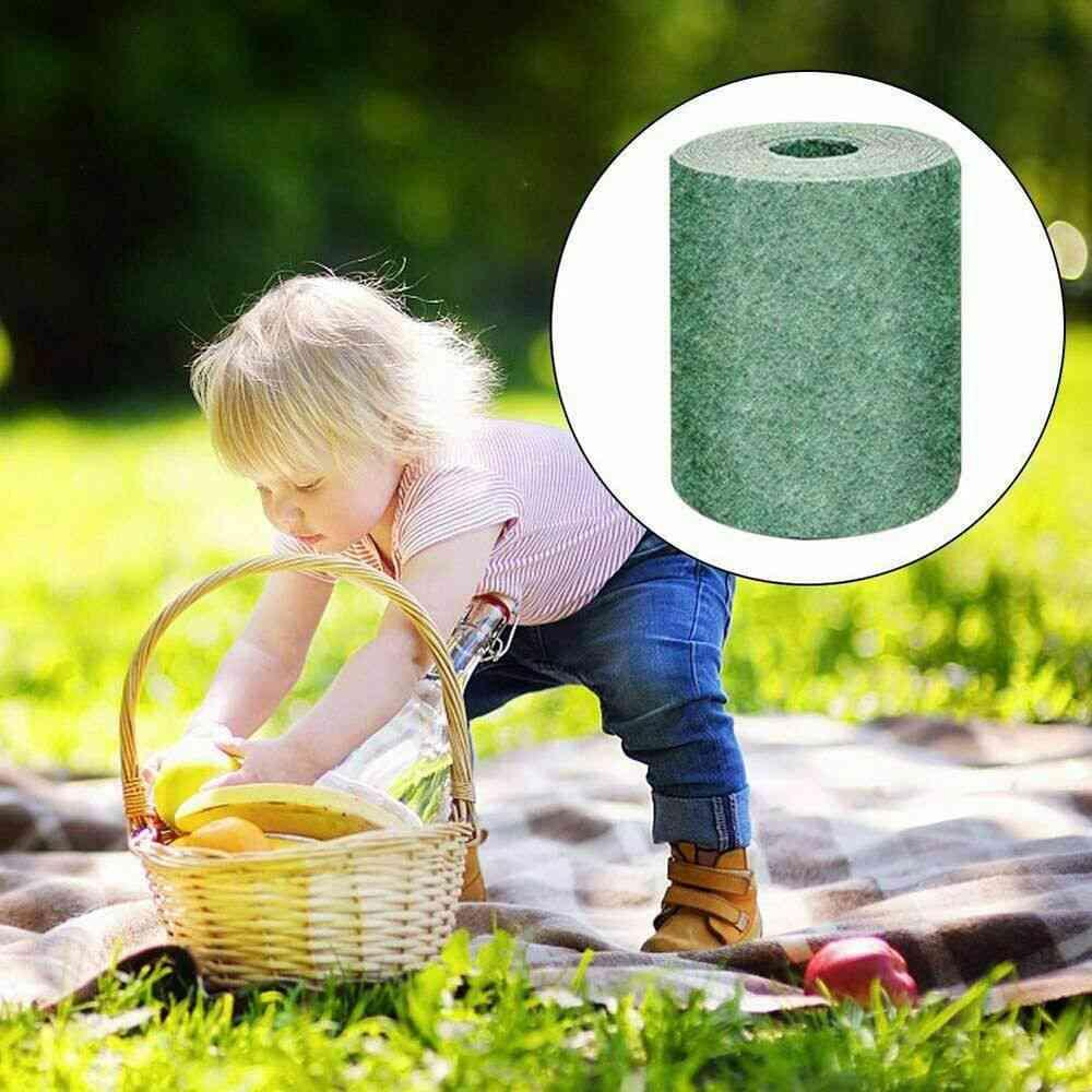 Biodegradable Grass Seed Mats Carpet Garden Backyard Lawn Pad Blanket (20)