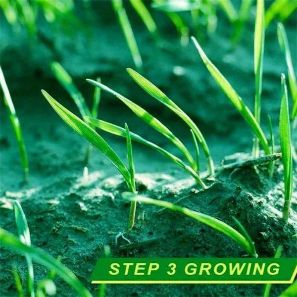 Biodegradable Grass Seed Mats Carpet Garden Backyard Lawn Pad Blanket (7)