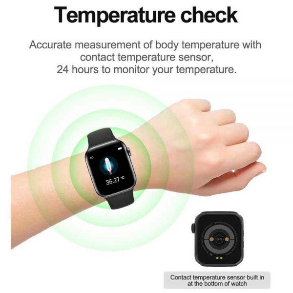 Bluetooth Smart Watch Fitness Tracker Bracelet Heart Rate Monitor Men Women (13)