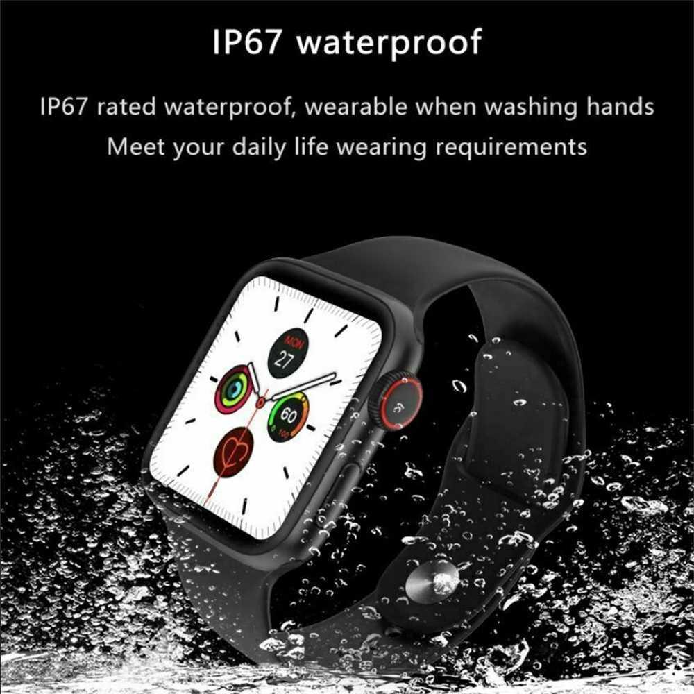 Bluetooth Smart Watch Fitness Tracker Bracelet Heart Rate Monitor Men Women (6)