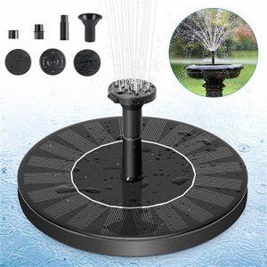 Dc Brushless Fountain Water Pump Bird Bath Fountainsolar Water Fountain Pump (10)