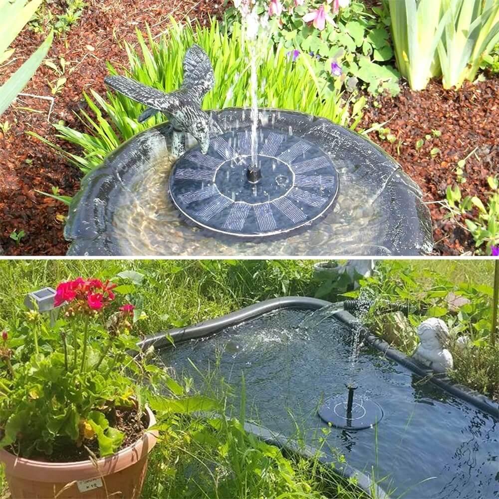 Dc Brushless Fountain Water Pump Bird Bath Fountainsolar Water Fountain Pump (2)
