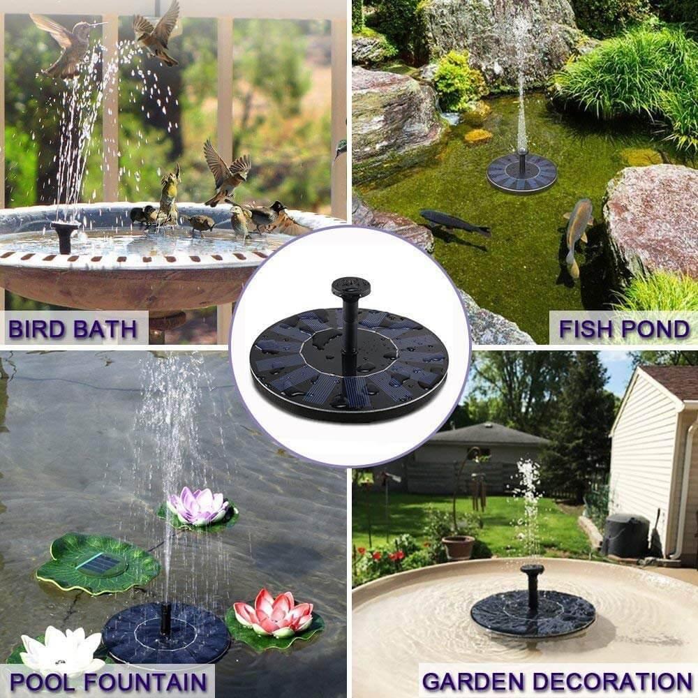 Dc Brushless Fountain Water Pump Bird Bath Fountainsolar Water Fountain Pump (5)