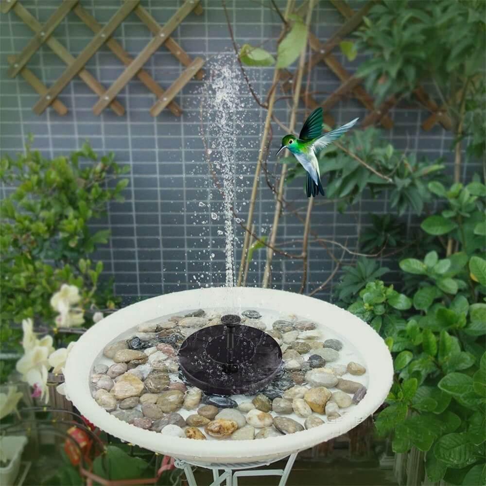Dc Brushless Fountain Water Pump Bird Bath Fountainsolar Water Fountain Pump (6)