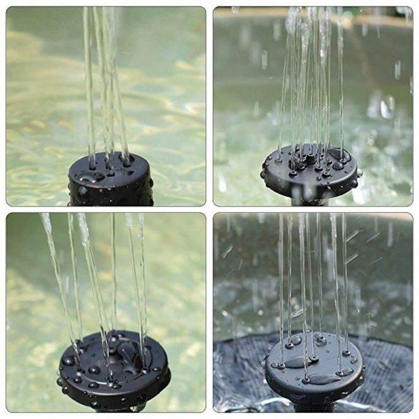 Dc Brushless Fountain Water Pump Bird Bath Fountainsolar Water Fountain Pump (9)