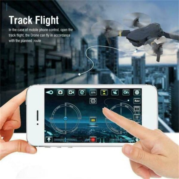 Drone X Pro Wifi Fpv 4k Hd Wide Angle Camera Foldable Selfie Rc Quadcopter Gift (11)