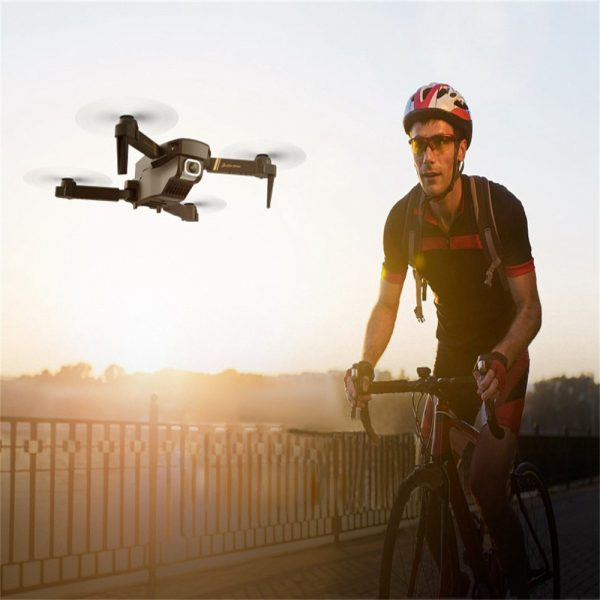Drone X Pro Wifi Fpv 4k Hd Wide Angle Camera Foldable Selfie Rc Quadcopter Gift (22)
