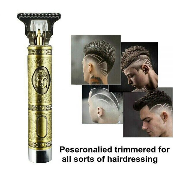 Electric Cordless T Outliner Hair Clipper Trimmer Shaver (11)
