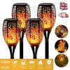 Led Solar Torch Dance Flickering Flame Light Garden Yard Lawn Waterproof Lamp (1)