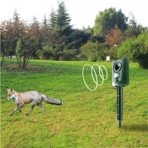 Large Animal Repellent Ultrasonic Repellent Infrared Sensor Outdoor Large Ultrasonic (5)