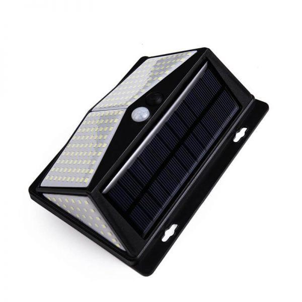 Led Solar Sensor Wall Light Waterproof Garden Outdoor Led Wall Motion Sensor Lights (8)