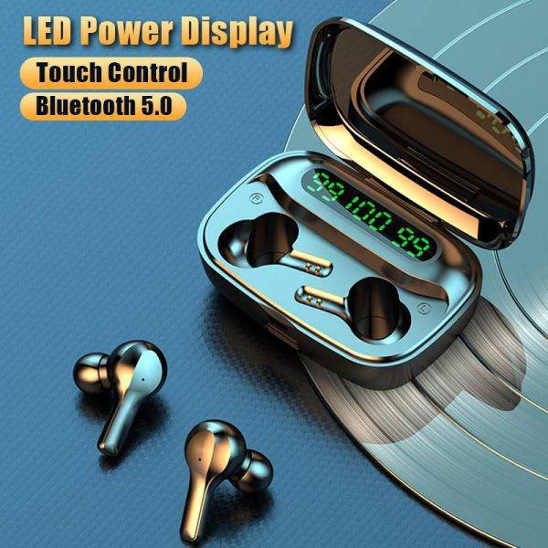 Mini Earbuds Headset Waterproof Tws Bluetooth 5.0 Earphones (18)