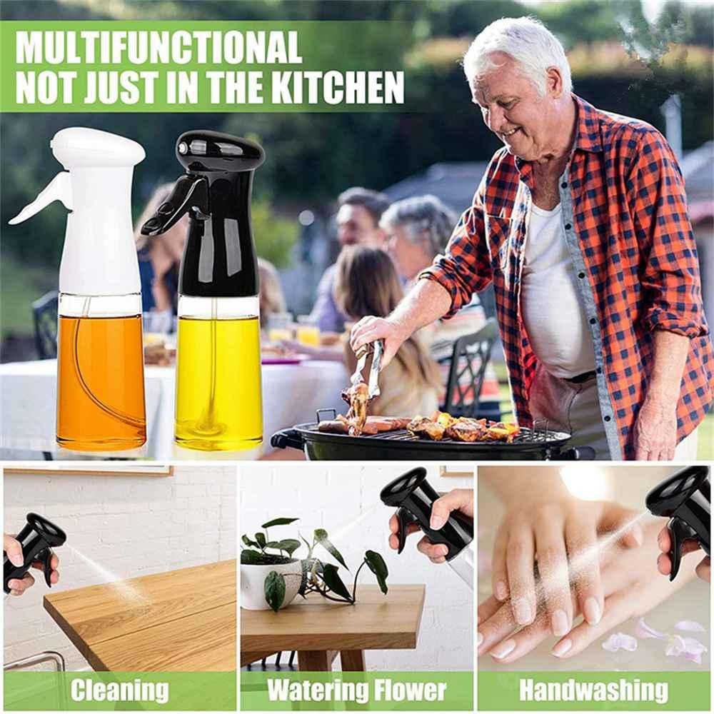 Olive Oil Sprayer Cooking Mister Dispenser Spray Bottle Kitchen 210ml Cooking (1)