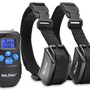 Pet Dog Training Collar Lcd Electric Shock Anti Bark Single Dog And Double Dog (1)