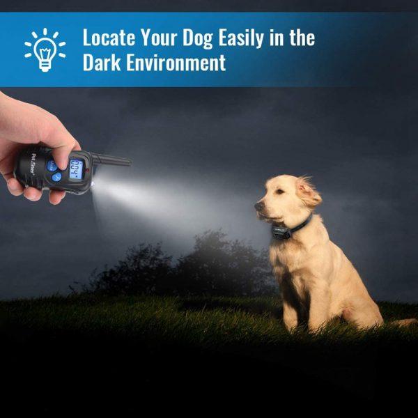 Pet Dog Training Collar Lcd Electric Shock Anti Bark Single Dog And Double Dog (9)