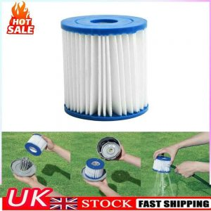 Replacement Type D Summer Waves For Intex Swimming Pool Pump Filter Cartridge (1)