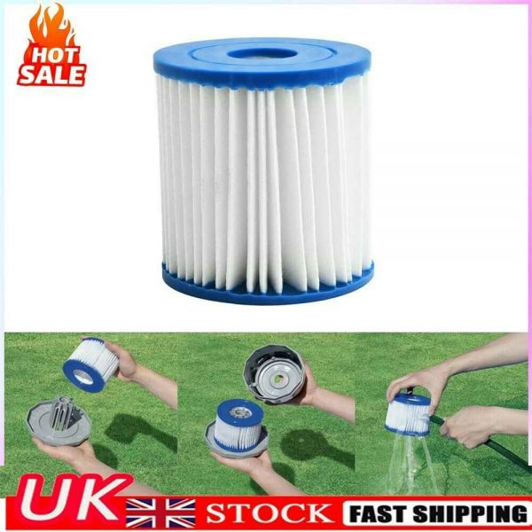 Replacement Type D Summer Waves For Intex Swimming Pool Pump Filter Cartridge (7)