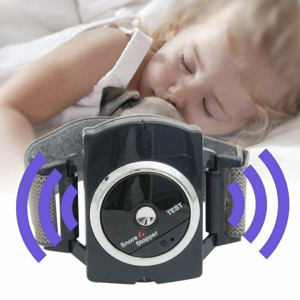 Snore Stopper Sleep Connection Anti Snore Wristband Bracelet Device Stop Snoring (11)