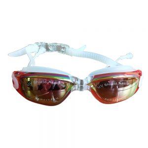 Swimming Goggles Adjustable Anti Fog Diving Glasses Googles For Men Women Adult (5)