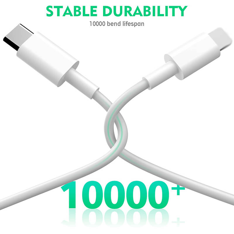 Usb C 18w Pd Fast Charging Type C Usb Data Cable Charger Wire Phone Data Cables (2)
