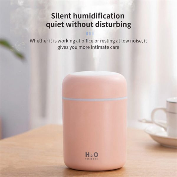 Usb Mini Ultrasonic Air Humidifier Portable Humidifier Air Freshener Perfume Automatic Humidifier (11)