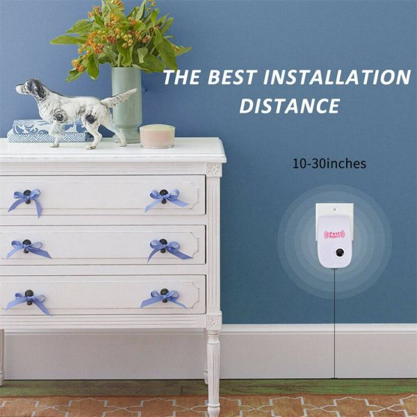 Ultrasonic Plug In Pest Repeller Deter Mouse Mice Rat Spider Insect Repellent (18)