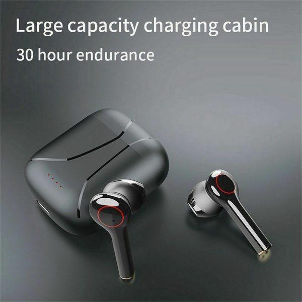 Wireless Bluetooth Earphones Earbuds Sports Ear Hook Run Headset (21)