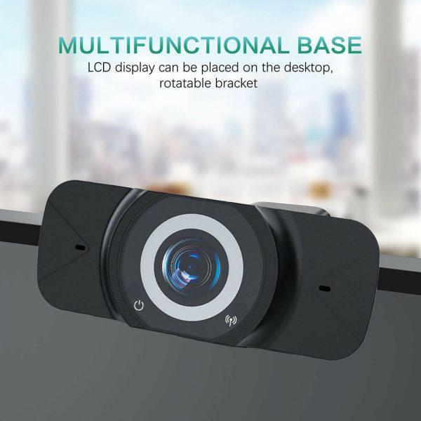 1080p Hd Webcam Auto Focus Camera For Pc Laptop Desktop Tablet Windowsmaclinux (11)