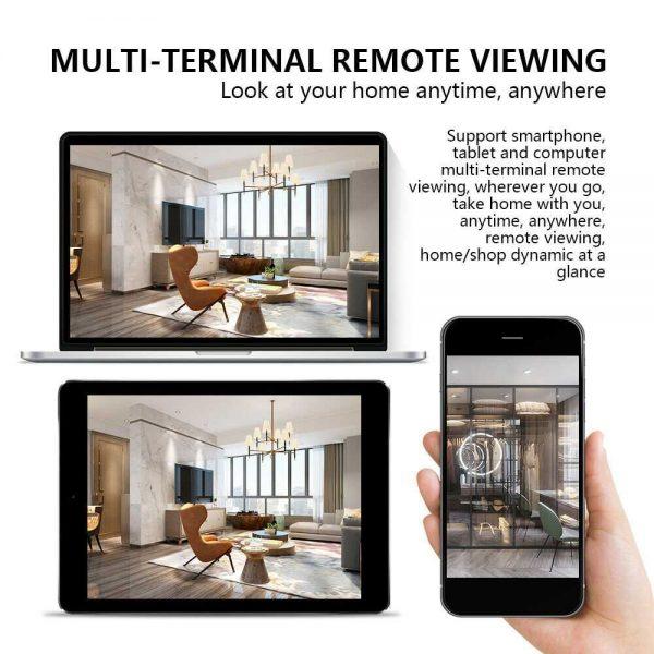 1080p Ip Cctv Camera Wireless Wifi Hd Ptz Inoutdoor Smart Home Security Ir Cam (11)