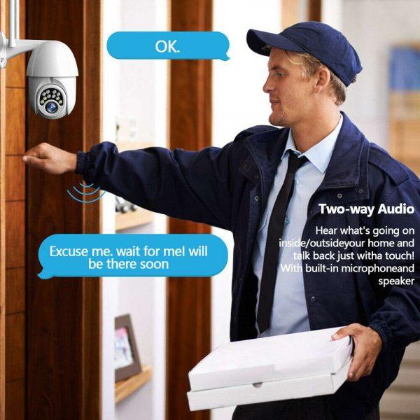 1080p Ip Cctv Camera Wireless Wifi Hd Ptz Inoutdoor Smart Home Security Ir Cam (5)